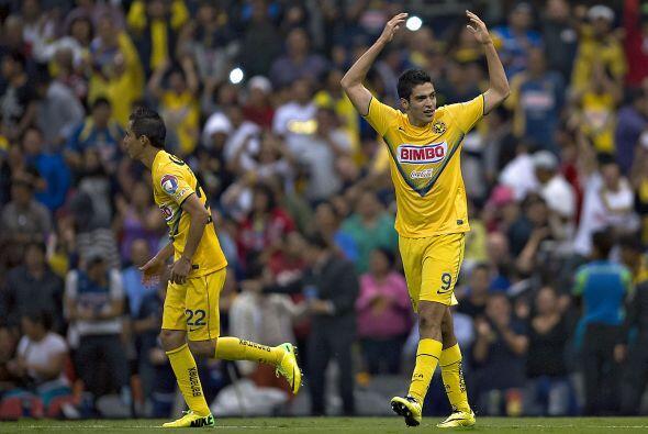 En el Clausura 2014 Jiménez y el América no tendría...