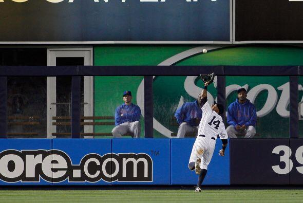 Curtis Granderson (Yankees).