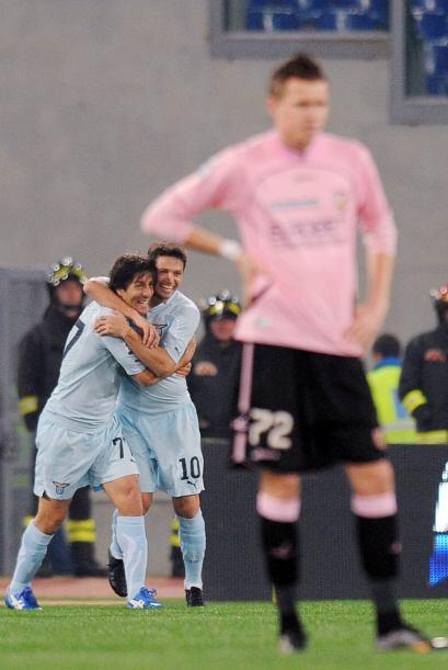 Pero no contaban con la mira goleadora de Giuseppe Sculli.