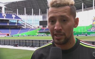 """Yasser Corona: """"Osorio nos ha hecho sentir que este equipo puede ser gra..."""