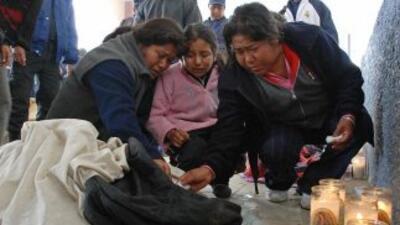 El accidente ocurrió en el estado central de Querétaro.