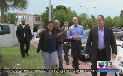 Autoridades de Florida unen esfuerzos para obtener fondos para luchar co...