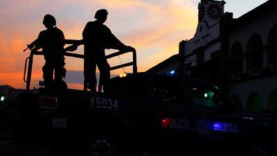 Grupos de autodefensa avanzan al estado de Guerrero