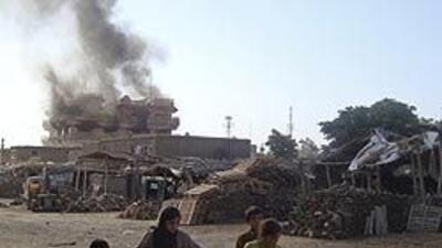 Afganistán: 63 muertos en operaciones contra drogas y terrorismo d3686b5...