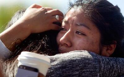 Un adolescente mató con un rifle a un estudiante en Oregon