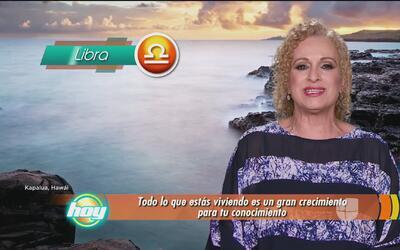Mizada Libra 13 de enero de 2017