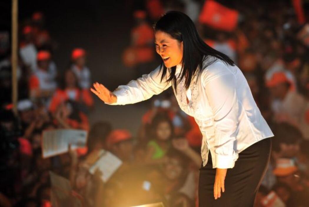 'Voy a trabajar por todos los peruanos, sin importar el color político,...
