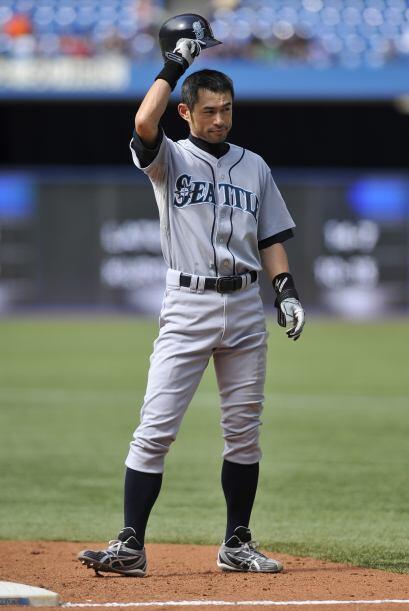 Suzuki demostró su humildad agradeciendo a los fans de Seattle.