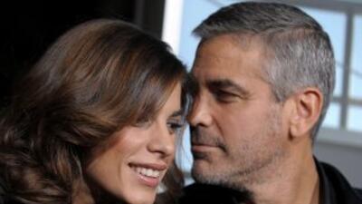 La actriz de 33 años se separó del atractivo actor de Hollywood el pasad...