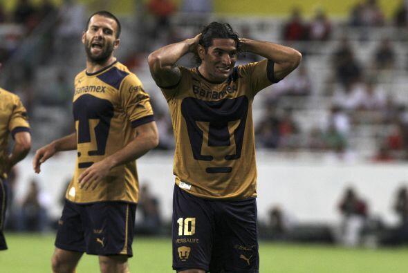 En el Apertura 2012 los felinos tendrían un inicio similar de 4 puntos,...