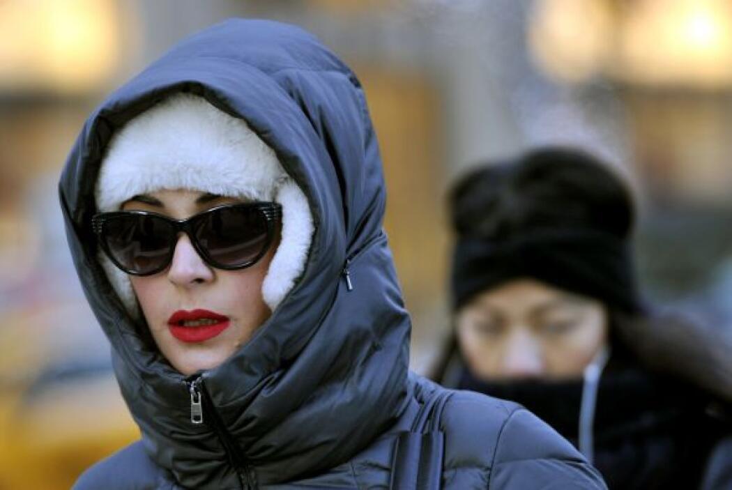 Diversos colores y estilos son usados para calmar el frío.