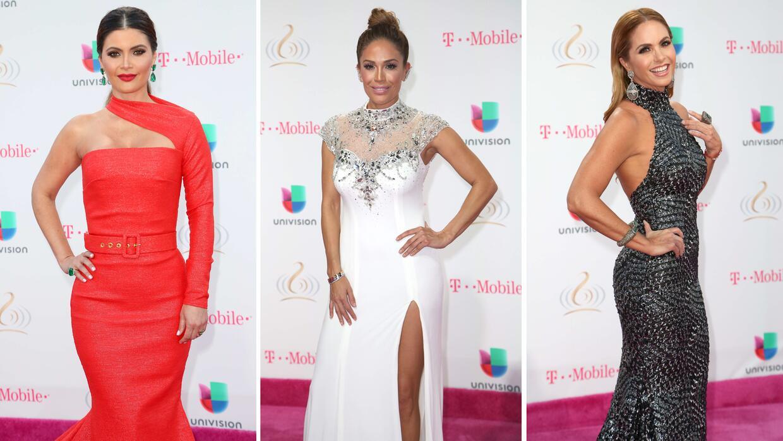 Detectives de la moda: Las famosas que derrocharon belleza y glamour en...