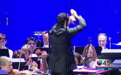 Colombiano dirigirá la sinfónica de Houston