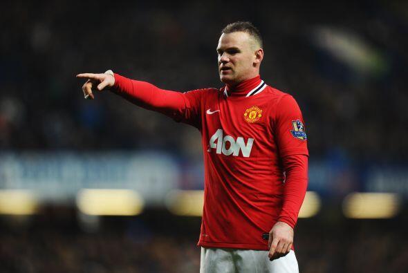 El '10' y capitán del United hizo el gol que le daba esperanzas d...