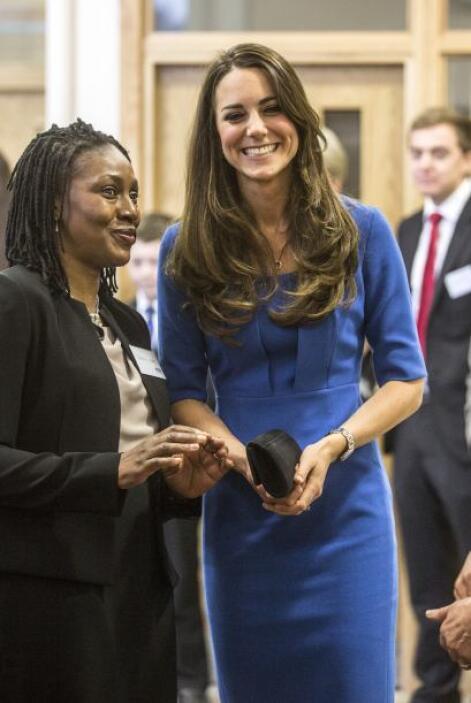 Desde 2012, Kate Middleton ha formado parte de la beneficencia Royal Pat...