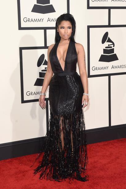 La que nos sorprende de lo mucho que ha mejorado en su estilo es Nicki M...