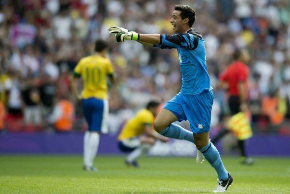 Antonio Rodríguez disputa se segunda temporada como portero titul...