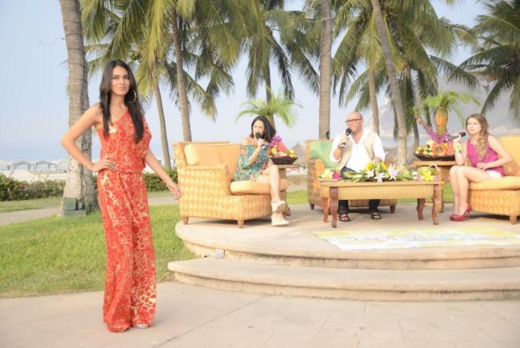 David Salomón y Sofía Castro fueron otros de los invitados que engalanar...