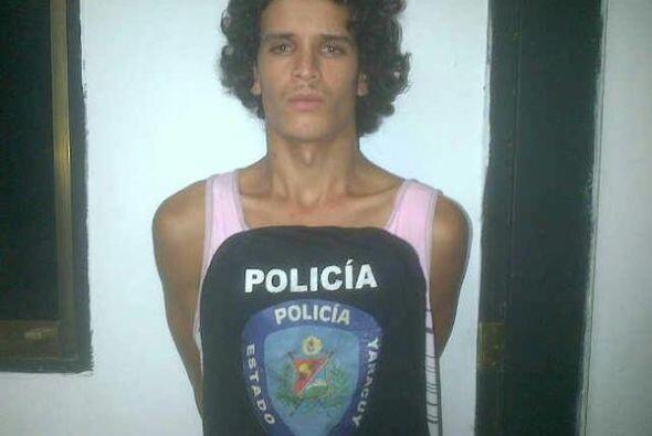 Gerardo José Contreras Álvarez fue presentado por el fisca...