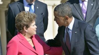 La visita de Rousseff a EEUU sería la primera en 20 años de un mandatari...