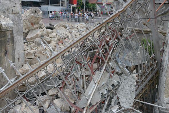 También el 31 agosto de ese año murió una persona tras un sismo de 7.6 g...
