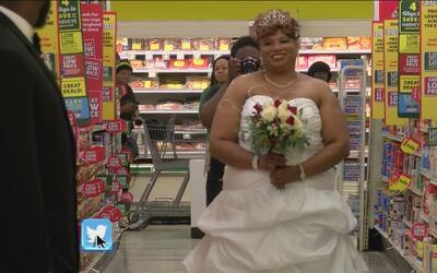Una pareja de Albany organiza su boda en un lugar muy peculiar