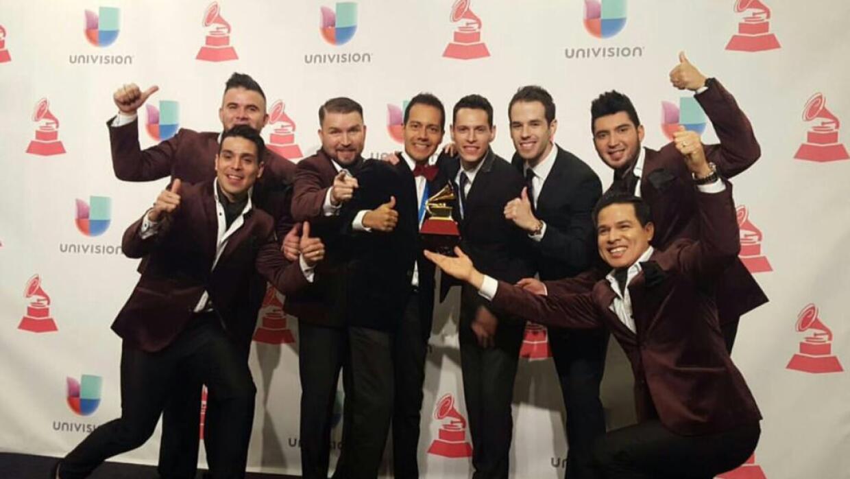 Banda El Recodo y Pedro Fernández ganan en los Latin Grammy CUNqKMzUcAEX...