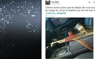Muere conductor de TV en accidente aéreo en México arma.jpg