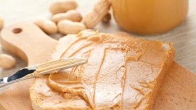 La marca 'Creamy Salted Valencia Peanut Butter' podría tener salmonela.