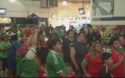 Termina el sueño mundialista de los mexicanos