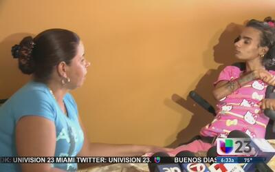 Joven cubana que quedó en coma tras cirugía plástica busca respuestas y...