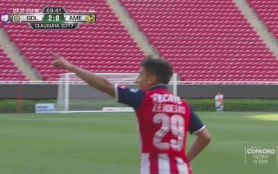 ¡Chivas va en serio! América contra las cuerdas en la Final Sub 20