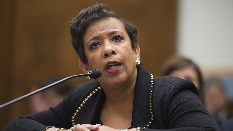 Loretta Lynch, Secretaria de Justicia de Estados Unidos