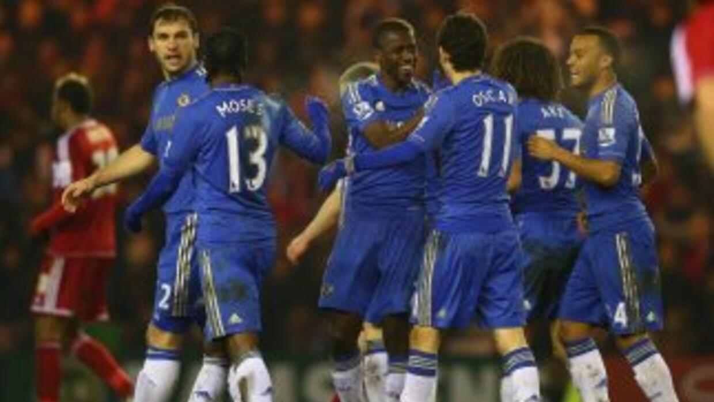 Ramíres y Moses pusieron a los 'Blues' en cuartos de final.