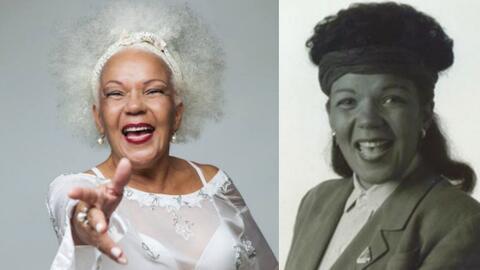 En la década de los 90, la voz de Loalwa Braz fue destacada como una de...