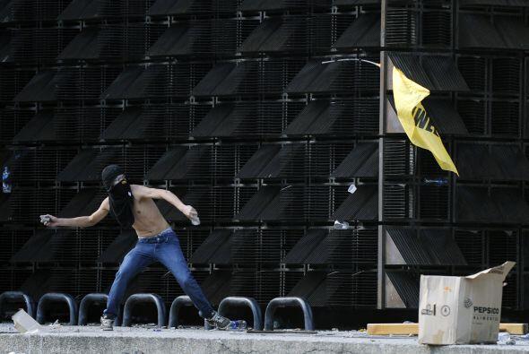 La jornada del 12 de febrero, que en Venezuela celebra el Día de la Juve...
