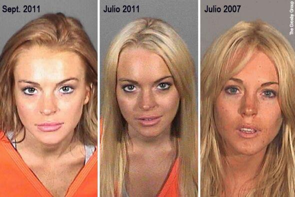 Además de haber sido detenida en más de tres ocasiones por abuso de sust...