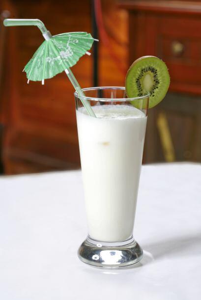 El Coquito  es un clásico de Puerto Rico, pero su sabor a coco ac...