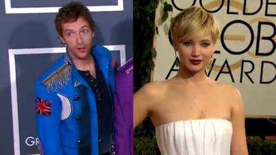 Chris Martin ya quiere que Jennifer Lawrence conozca a sus hijos