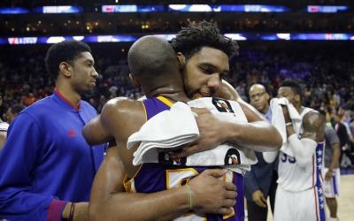 Filadelfia no ganaba desde el 25 de marzo de 2015.