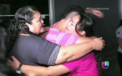 Rescatan a una mujer colombiana encerrada en una jaula