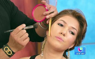 Trucos de maquillaje para adelgazar tu rostro