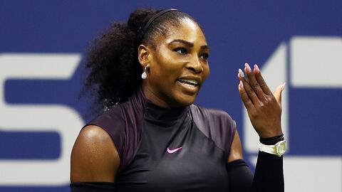 La actual número 2 del mundo en el ranking WTA ha estado clasific...