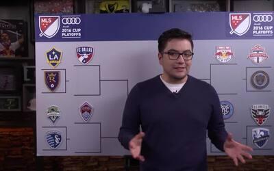 ¿Cómo es el formato y cómo se juegan los Playoffs de la MLS?