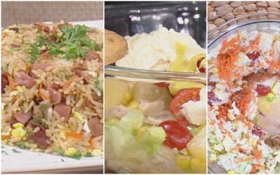 Increíbles recetas para aprovechar el arroz que te sobró