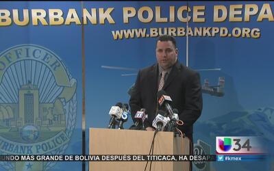 Dos arrestados por balacera en autopista 5