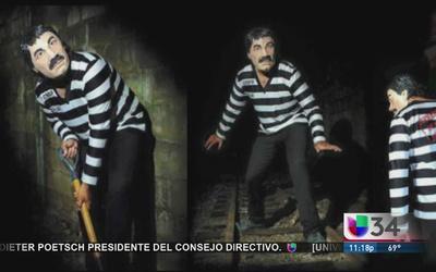 Disfraz de 'El Chapo' a la venta para Halloween