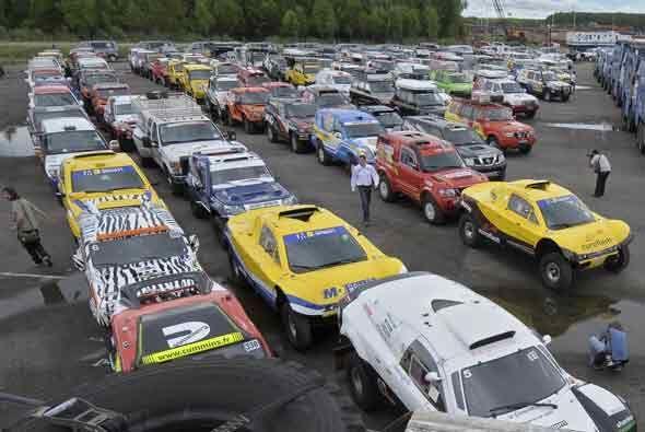 La edición 2010 contará con 378 participantes divididos en las categoría...