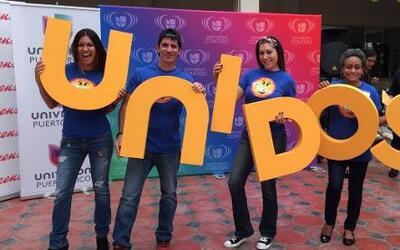 Los talentos de Univision Puerto Rico participaron de la séptima edición...