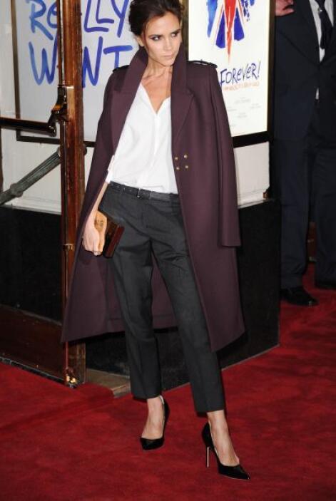 A Victoria Beckham no se le pasa ni una tendencia, es por eso que adoptó...